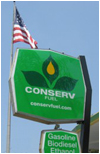 Conserv Sign